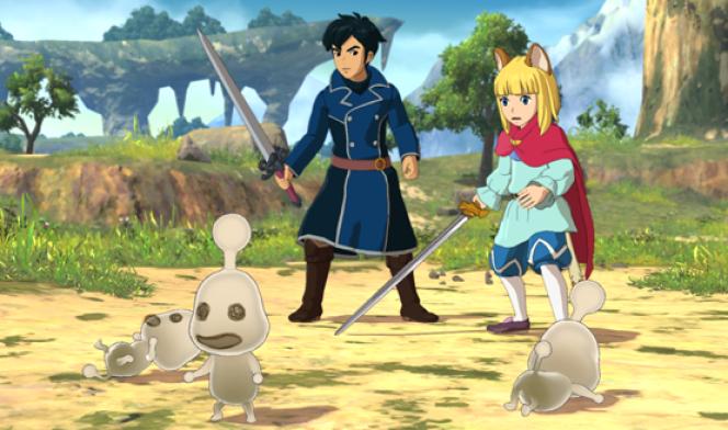 De nombreux artistes issus du monde de l'animation ont contribué à ce jeu.