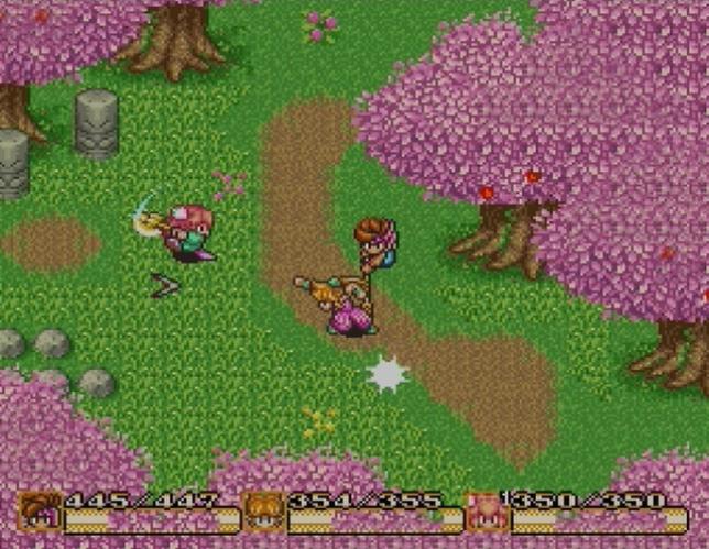 Premier jeu d'aventure jouable à trois en collaboration,« Secret of Mana» a marqué toute une génération de joueurs.
