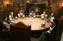La table ronde (ici, celle de «Kaamelott», d'Alexandre Astier) est l'un des premiers clubs masculins fonctionnant sur cooptation.
