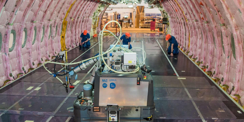 Mobilisation pour l'usine du futur, dernière chance pour l'industrie française