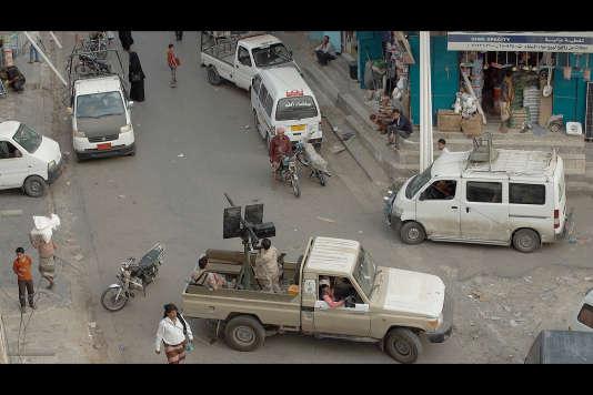 «Yémen, le chaos et le silence», de François-Xavier Trégan.