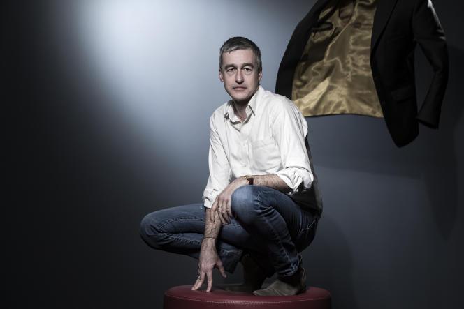 Hugues Jallon, le 13 février, à Paris.