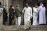 «10 % de la population de notre pays est musulmane. Et nous passons notre temps à discuter à propos de la signification d'un foulard sur la tête des jeunes filles» (Deux jours après la série d'attaques terroriste, une messe est célébrée le 25 mars à Trèbes, dans l'Aude, en présence des representants de la communauté musulmane de Carcassonne).