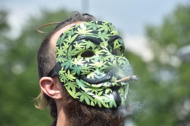 Environ 3% de la population achète régulièrement du cannabis, soit à peu près 1,5million de personnes.