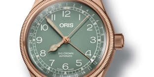 Oris Big Crown Pointer Date's.