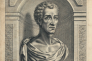 Lucien, gravure deWilliam Faithorne, XVIIe siècle.