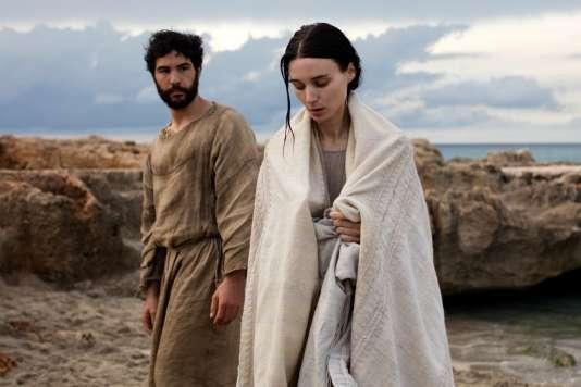 Tahar Rahim etRooney Mara dans« Marie Madeleine» («Mary Magdalene»), de Garth Davis.