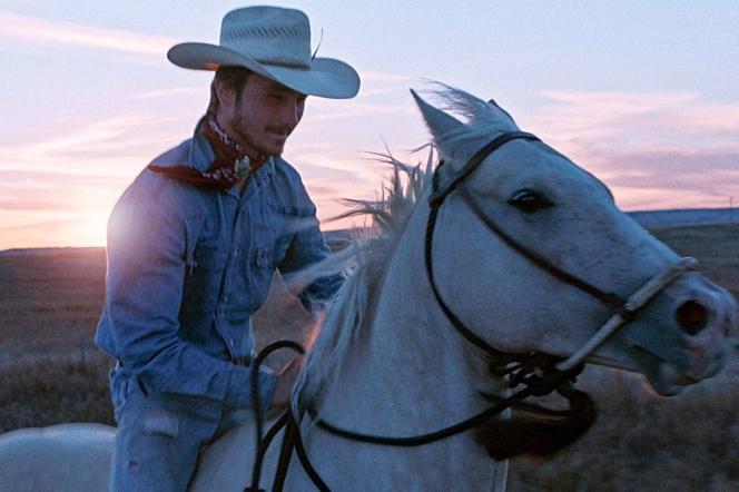 Brady Jandreau dans« The Rider», de Chloé Zhao.