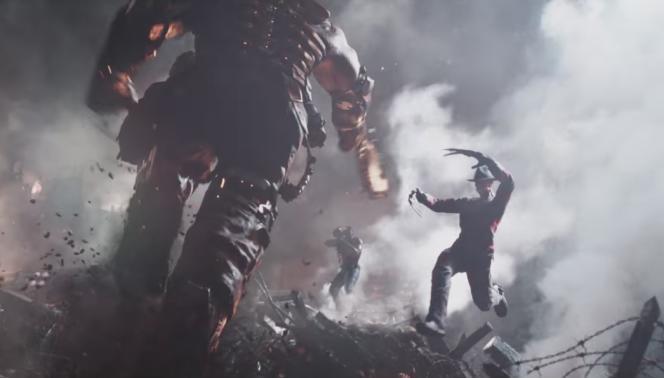 Le personnage de« Freddy, les Griffes de la nuit», apparaît dans la bande-annonce de« Ready Player One».