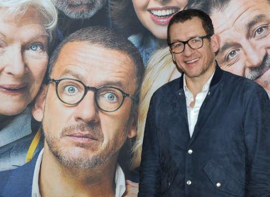 Le film de Dany Boon,« La Ch'tite Famille », fait partie des plus gros budgets investis dans un film français en 2017.