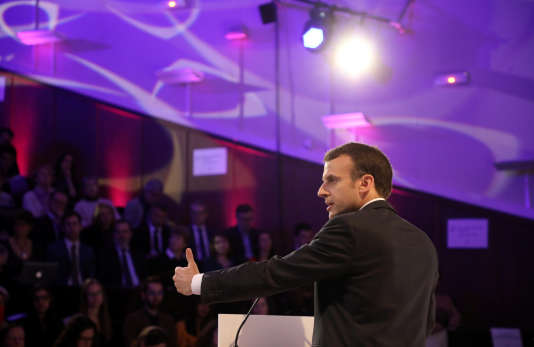 Emmanuel Macron devait annoncer jeudi des mesures en matière d'intelligence artificielle.