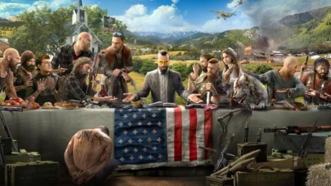 En 2017, la première image de «Far Cry 5» avait été qualifiée d'hostile aux chrétiens par l'extrême-droite américaine.