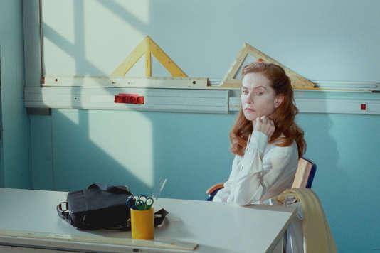Isabelle Huppert dans le rôle de« Madame Hyde».