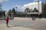 L'ambassade la Fédération de Russie, à Washington, le 26 mars. Les Etats-unis ont annoncé le renvoi de 60 diplomates russes.