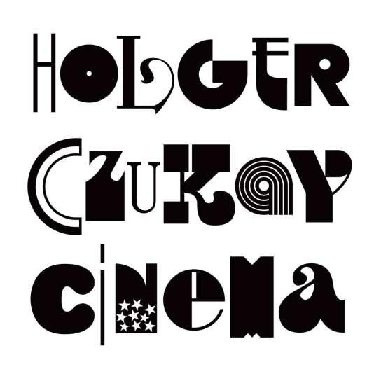 Pochette du coffret« Cinema», d'Holger Czukay.