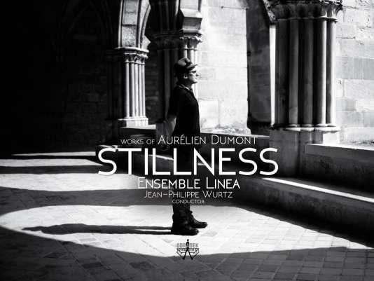 Pochette de l'album« Stillness», œuvres d'Aurélien Dumont.