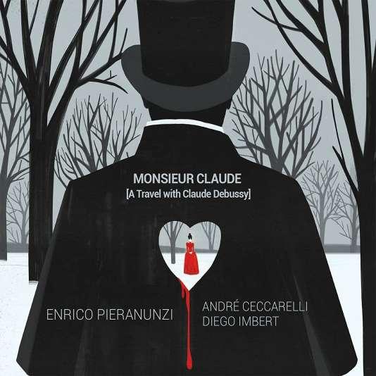Pochette de l'album« Monsieur Claude», d'Enrico Pieranunzi.