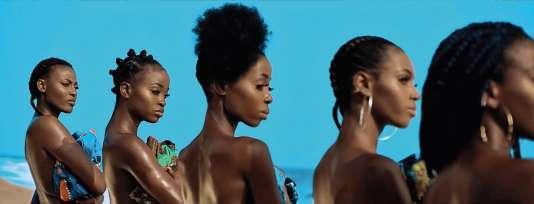 Image extraite du clip« Melanin» de Sauti Sol.