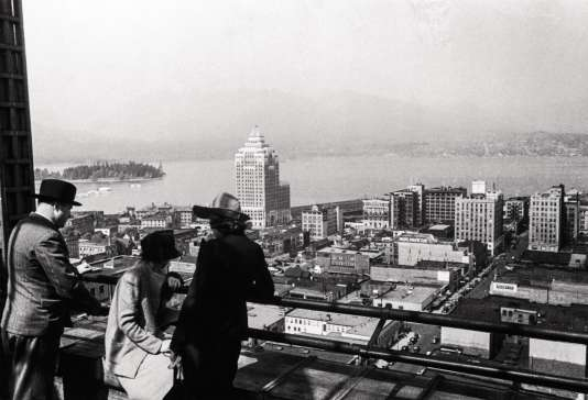 Vancouver, vers 1939.