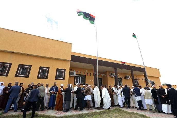La ville de Zintan accueille, mercredi 28 mars, une délégation de Misrata afin de sceller la réconciliation entre les deux cités libyennes rivales.