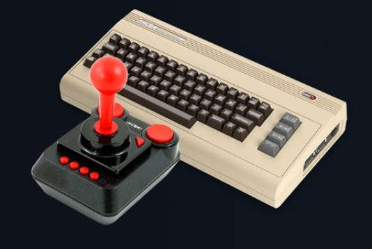 Le« The C64 Mini» est disponible depuis le 29 mars et coûte 80 €.