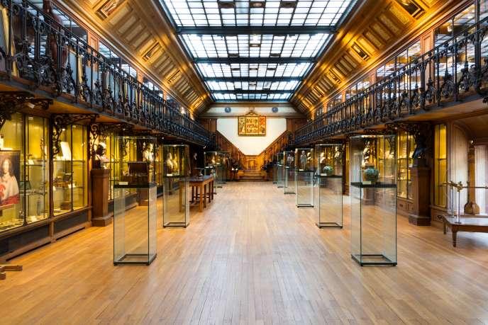 Musée d'histoire de la médecine de Paris-Descartes.