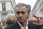 Bernard-Henri Lévy lors de la marche en hommage à Mireille Knoll, le 28 mars à Paris.