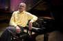 Le pianiste Ivo Pogorelich à la Salle Gaveau à Paris, en octobre 2014.