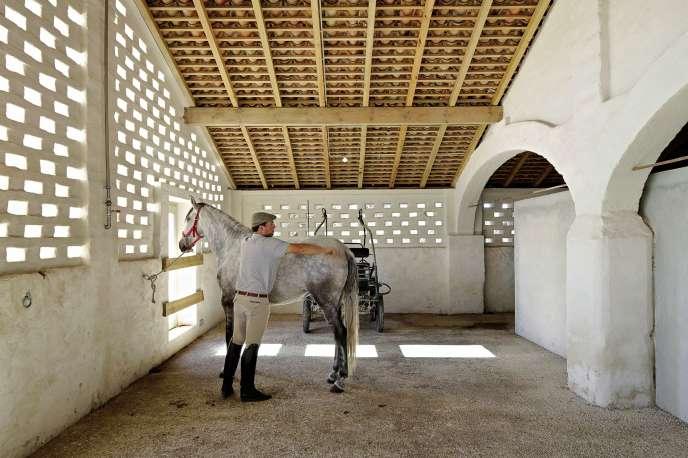 Au Portugal, comme ailleurs en Europe, l'agrotourisme a déjà fait ses preuves. Ici, la ferme familiale de São Lourenço do Barrocal, à Monsaraz.