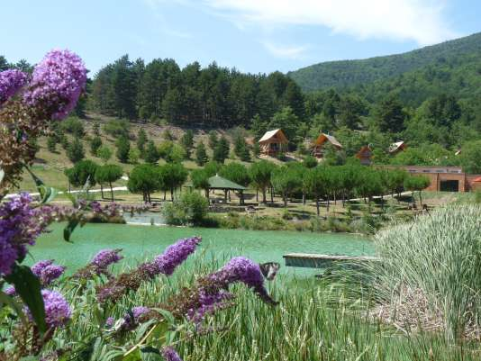 A Dieulefit aussi,au cœur de la Drôme provençale, la pêche sera bonne, presque à coup sûr !