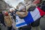 Marche blanche, mercredi 28 mars à Paris, en réaction à l'assassinat de Mireille Knoll.