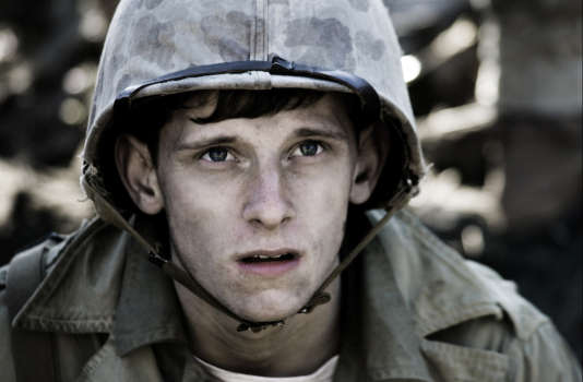 «Mémoires de nos pères» («Flags of our Fathers», 2006), de Clint Eastwood avec Jamie Bell.