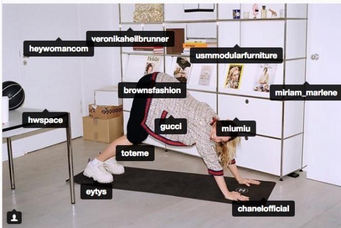 Le compte Instagram de Veronika Heilbrunner, influenceuse et cofondatrice du magazine Hey Woman !
