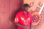 Emmerson Bockarie, le 26 mars 2018 à Freetown.