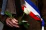 Rassemblement en mémoire de Mireille Knoll, à Paris, le 28 mars.
