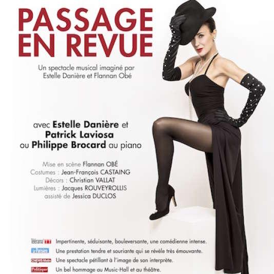 « Passage en revue», de et avec Estelle Danière.