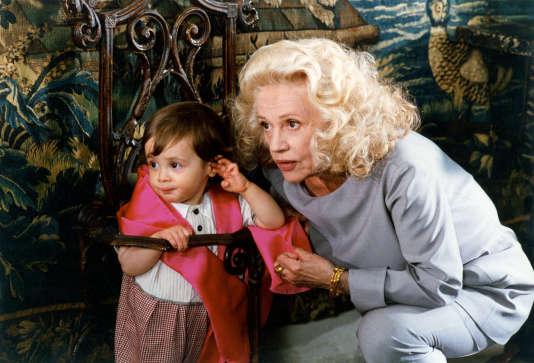Jeanne Moreau dans un amour de sorcière en 1997