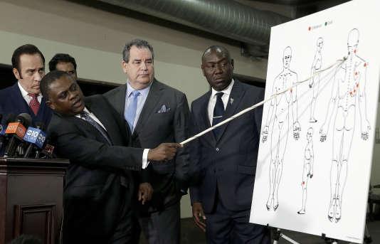 L'autopsie de Stephon Clark contredit la version des policiers — Etats-Unis