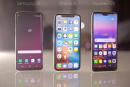test Huawei P20 iphone samsung galaxy