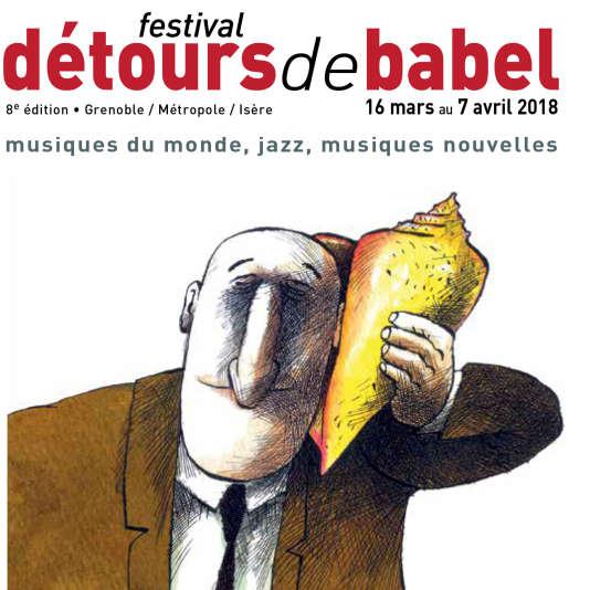 La 8e édition du festival Détours de Babel se déroule à Grenoble et dans ses environs jusqu'au 7 avril 2018.