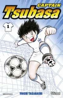 Le manga« Captain Tsubasa» (ici en VF).