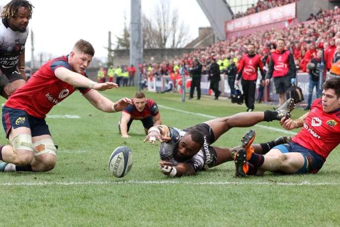 Le RC Toulon s'est incliné (19-20) contre Munster, samedi 31 mars.