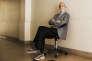 Renzo Pianodans les locaux parisiens de l'agence RPBW, le 15 mars.