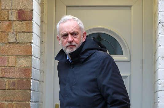 Jeremy Corbyn à Londres, le 2 avril 2018.