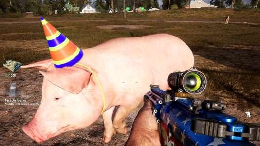 Le festival des testicules n'est pas une invention du jeu« Far Cry 5».