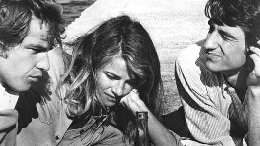 Robie Porter, Charlotte Rampling et Sam Waterston dans «Three» (1969), de James Salter.