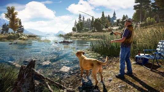 Au Montana, le jeu vidéo« Far Cry 5» a été annoncé par l'office de tourisme de l'Etat.