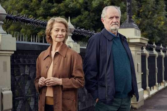 Charlotte Rampling et Jim Broadbent dans «A l'heure des souvenirs», deRitesh Batra.