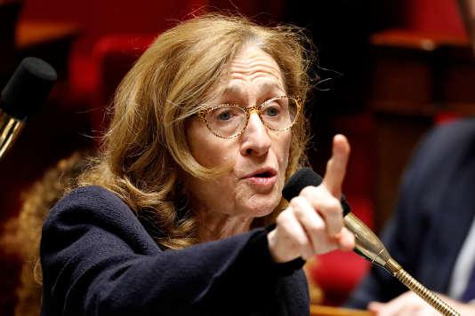 La ministre de la justice Nicole Belloubet (photo) et la secrétaire d'Etat chargée de l'égalité entre les femmes et les hommes Marlène Schiappa défendent un projet de loi contre les violences sexistes et sexuelles, examiné à l'Assemblée lundi 14 et mardi 15 mai.