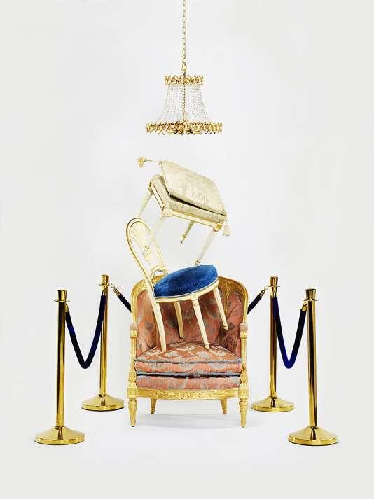 Depuis vingt ans, le style palace fait recette. Les meubles du Ritz sont estimés entre 100 et 5000 euros.